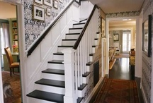 Stairs & Bannisters