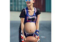 Беременная мода