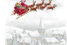 Bożonarodzeniowe obrazki kolorowe
