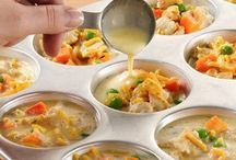 Muffin Tin Meals / by Amanda Facey