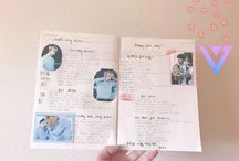 Kpop Journal (✿´ ꒳ ` )