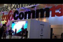 InfoComm 2013 Videos