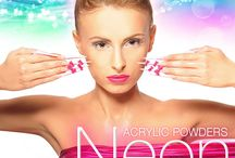Neon Indigo Nails / Neon Nails ❤️