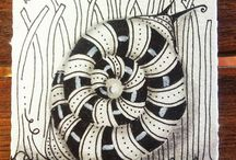 Zentangle inspiratie