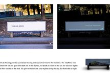 urban installations/objects