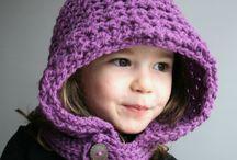 Crochet hat & Shoes