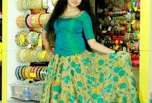 Crop top n skirts