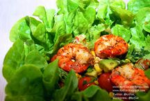 Salads | سلطات / All about Salads and Veggies