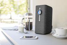 Smarte Produkte / Smarte Produkte wie Amazon Echo, Google Home, Apple HomeKit, Samsung SmartThings und Co. Sprachassistenten, Produkte, Systeme und mehr für das Smart Home.
