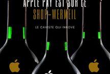 Innovation Vin / L'innovation dans le domaine du Vin est en marche. Suivez nos projets innovants, et imaginez le vin de demain !
