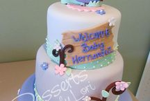 Tortas y pasteles de búho