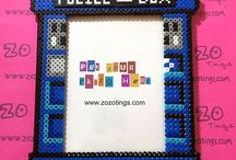 Dr who hama beads