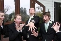Photos de mariage, côté pile!