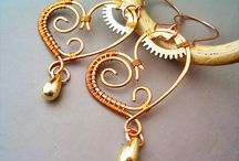 Jewelry designs / by Anita Trammell