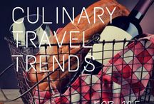Travel, Food & Tourism Trends / Keep track of what's going on in our industry.
