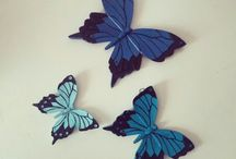 kelebek modelleri