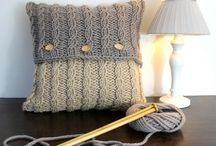 Beautiful knitted cables / Discover gorgeous knitting patterns featuring cables! Chunky, intricate, twisted or easy ones for beginners - we have them all available to download on LoveKnitting!