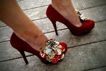 Sapatos Estilizados