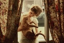 Meow. / by Ainara Blancas