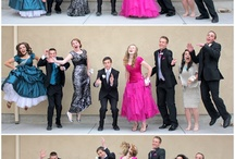 Prom Planning / Ideas for Prom — from what to wear to how to plan the perfect junior/senior dance.