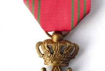 Belguim Medailles