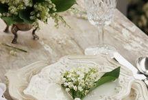 La table / Table dressing