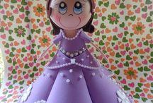 princesa Sofia fofucha