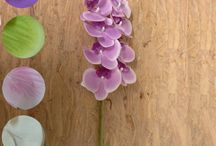 Szálas selyemvirág