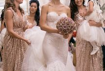 Brides maid dresses! / Post pics of your favorite dresses girls!! / by Vanessa Garza