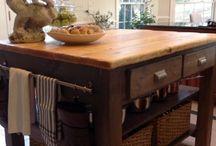 kitchen ideas / by Jo Baldwin