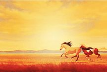 Spirit Stallion of the Cameron