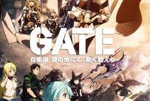 Anime - Gate