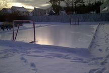 Ice rinks around the world