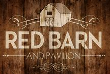 Red Barn & Pavilion at Bauer Ranch / Red Barn & Pavilion Wedding Venue at Bauer Ranch in Winnie, Texas