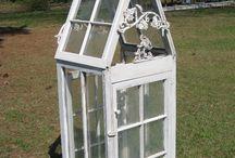 Indoor greenhouses