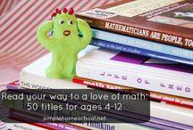 Math/Science Books