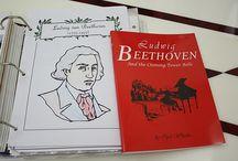 Composer Study / by Stefanie Smith