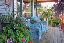 Farmhouse Front Porch Decor Ideas
