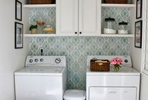 Gotta redo the laundry room / by Michelle Barsell