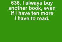 Reading/Bookish Nerd Stuff / by Katie Johnson