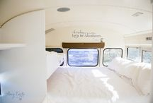 Lifestyle | Bus life / Dreamy Bus Convertion Home