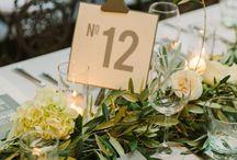 Dekoracej stołów