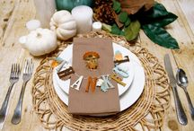 Fall & Thanksgiving Projects with Spellbinders