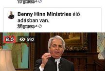 Benny Hinn Share