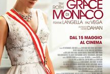 Grace of Monaco / The story of former Hollywood star Grace Kelly's crisis of marriage and identity, during a political dispute between Monaco's Prince Rainier III and France's Charles De Gaulle, and a looming French invasion of Monaco in the early 1960s.  / by GREAT MUSICAL'S