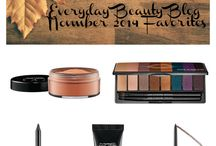 Monthly Favorites! / Starting with November 2014, lets track what I fall in and out of love with!