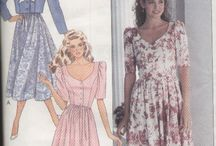 Fashions from the Eighties / by Rita Holcomb