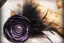 Hair accessories / by Erin Robinson