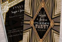 Engagement INVITATIONS {products} / engagement announcements / engagement party invitations