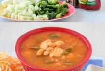 Soups and sauces / by Lorraine Staszek
